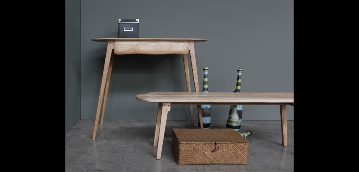 kanella dressing, table & stool